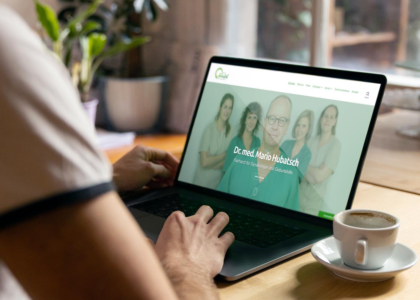 frauenarzt-hubatsch-internetseite-vorschau
