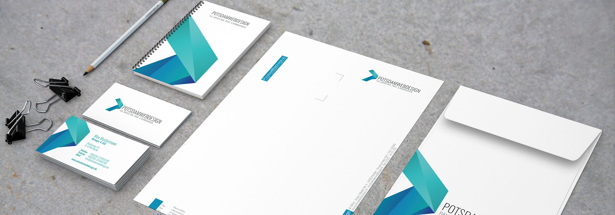 Full Service Web Print Werbeagentur Aus Potsdam